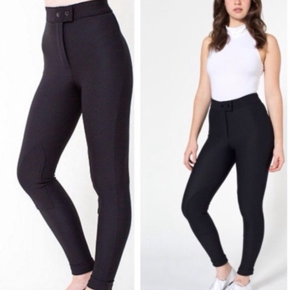 American Apparel Riding Pants